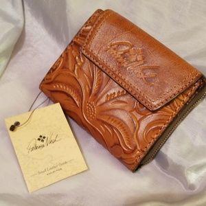 Patricia Nash Gold Clarissa wallet